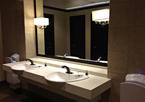 Comparing Restrooms Neiman Marcus Vs Nordstrom Beyond