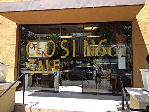 Loot antiques in lafayette is closing beyond the creek - La finestra lafayette ...