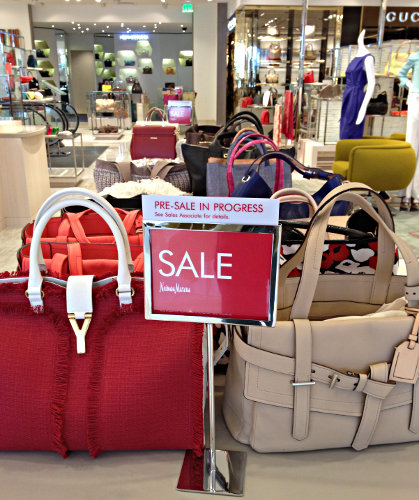 neiman marcus handbags sale