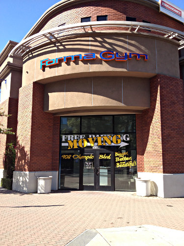 forma gym in downtown walnut creek moving beyond the creek