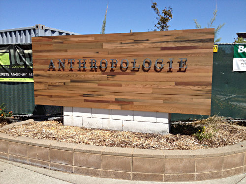 Anthropologie Opening Sept. 14th in Downtown Walnut Creek ...