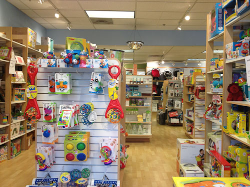 The Right Start Baby Store Closing in Walnut Creek | Beyond the Creek