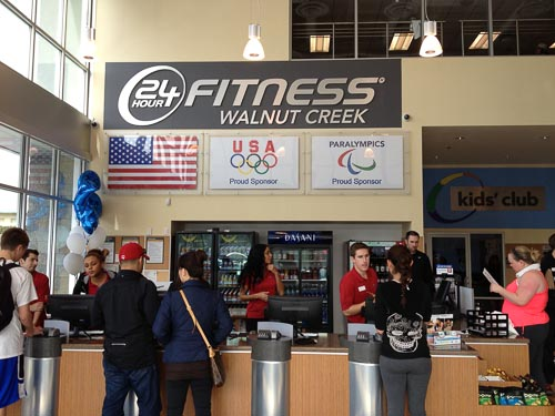 24 Hour Fitness Membership Deal 2013