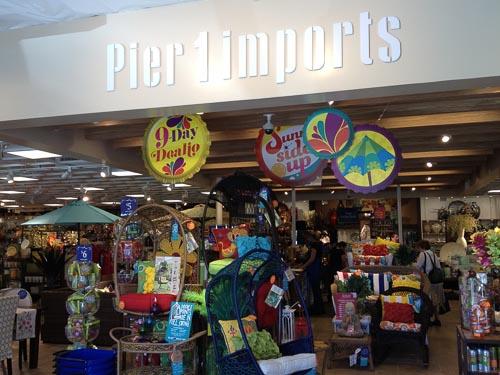 Pier 1 Imports Opens In Walnut Creek Beyond The Creek