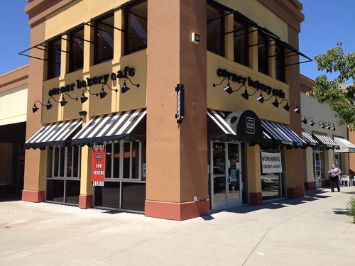 Corner Bakery Cafe Pleasant Hill