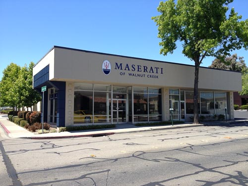 Maserati of walnut creek