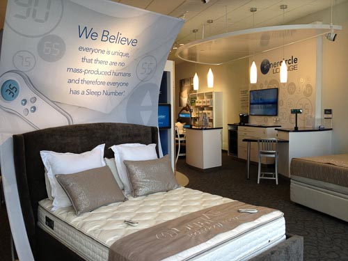 Sleep Number Opens In Downtown Walnut Creek Beyond The Creek