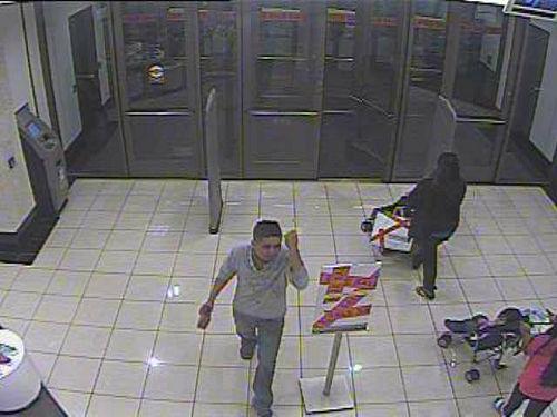 ... Robbery Last Night at Broadway Plaza Parking Garage in Walnut Creek