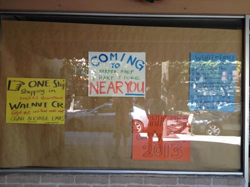 new-store-walnut-creek-n-main st-signs