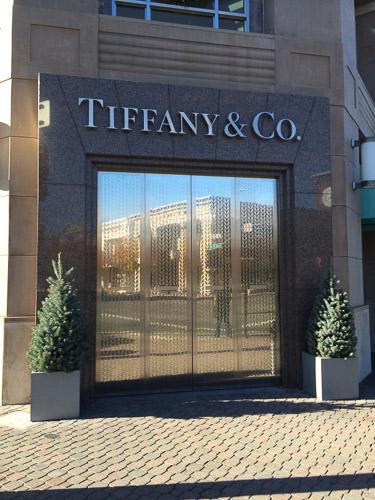 Tiffany gets New Door in Walnut Creek – Beyond the Creek