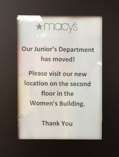 macys-juniors-moved-sign