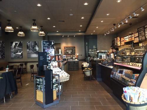 Starbucks Opens At Mercer Apartments In Walnut Creek