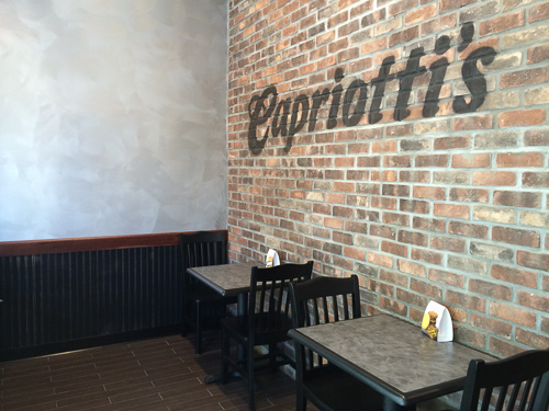 capriottis-concord-inside-wall