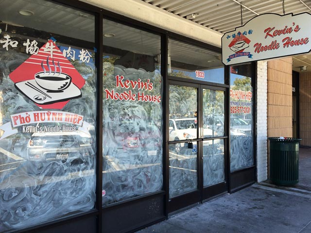 Kevin S Noodle House Closed For Remodeling Until October In Concord Beyond The Creek