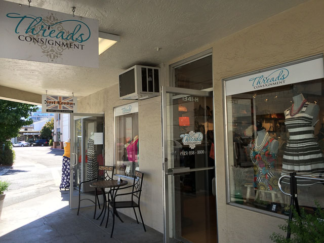 Threads Consignment New Location