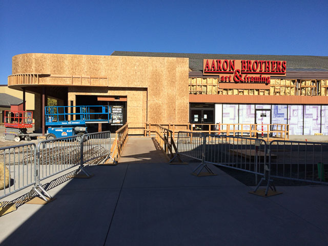 Aaron Brothers Art & Framing Expanding in Willows Shopping Center in ...
