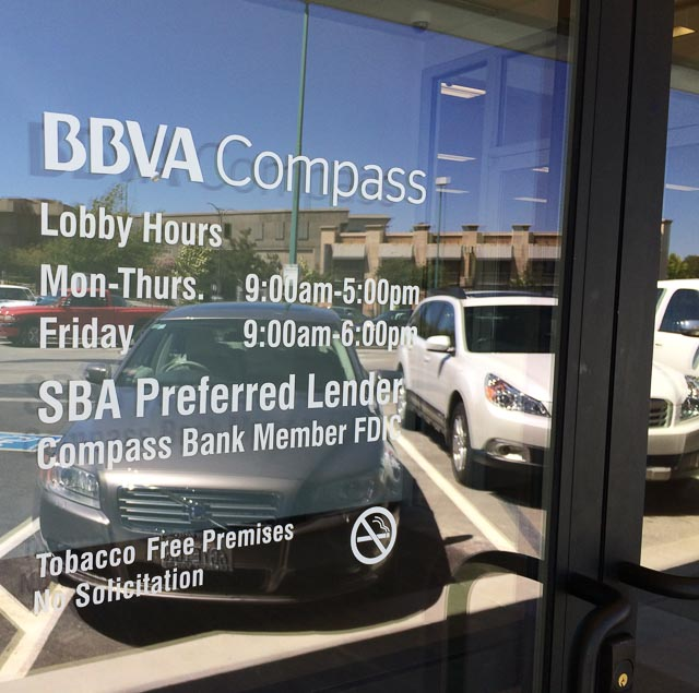 bbva-compass-walnut-creek-time-sign