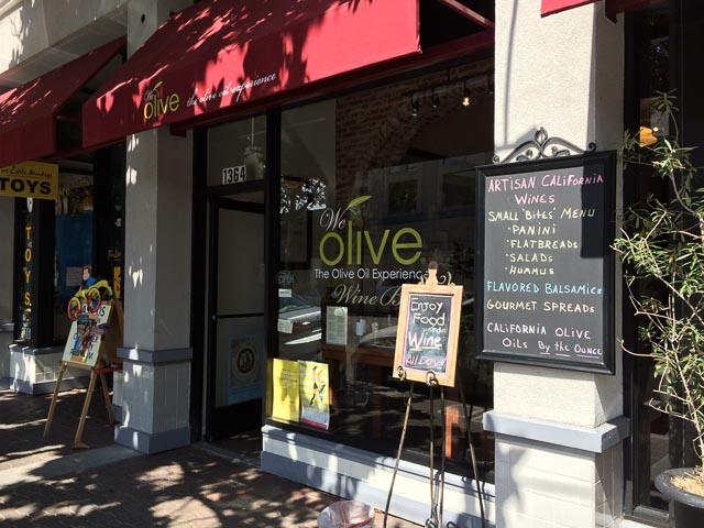 we-olive-walnut-creek-outside-food-sign