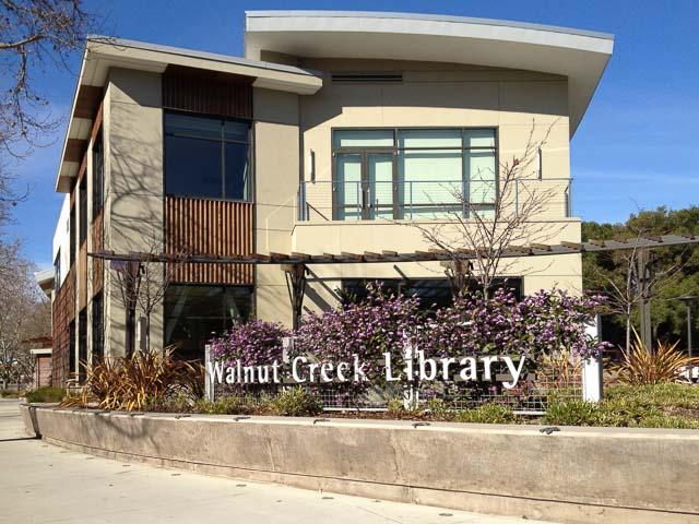 Walnut Creek bibliotheek speed dating