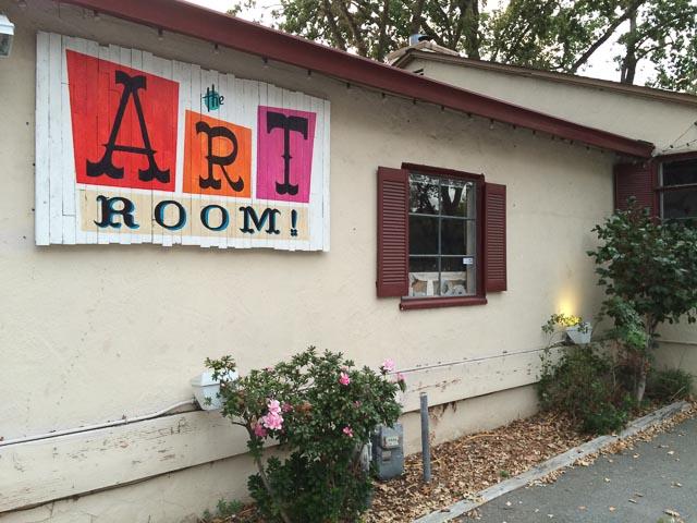 the-art-room-lafayette-signage