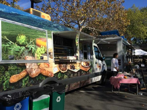 Pleasant Hill Bart Station Food Trucks