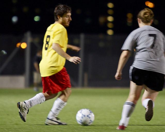 Bay area adult soccer league