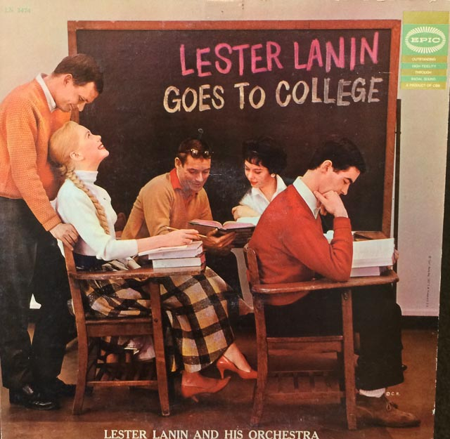 lester-lanin-goes-to-college-album