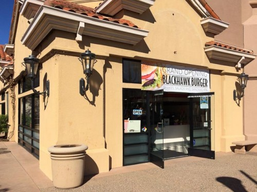 Blackhawk Burger Opens In Blackhawk Plaza In Danville