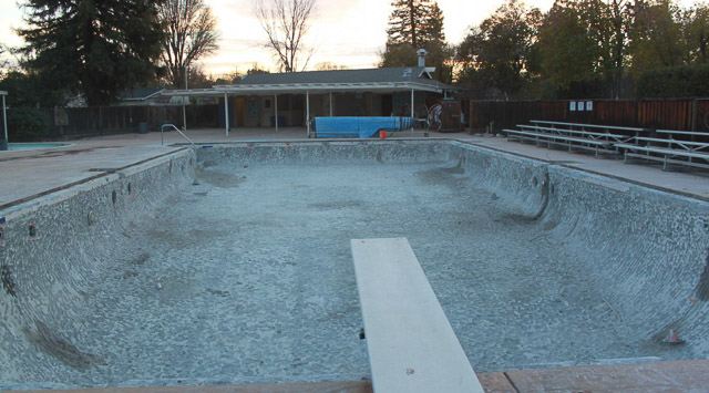 Help Out Ygnacio Wood Swim Club Repave Their Pool In Concord Beyond The Creek