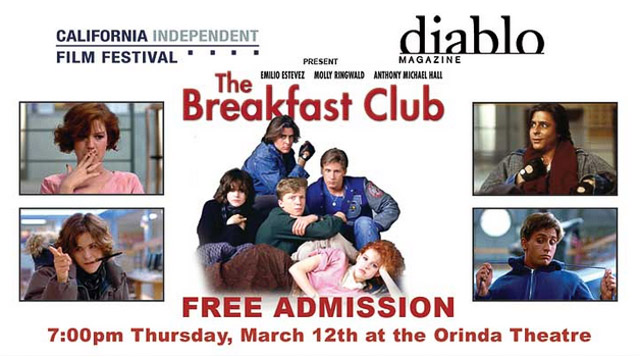 essay on the breakfast club movie