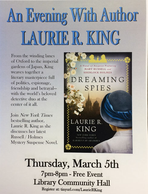 laf-lib-laurie-king-author-event