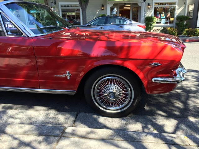 ford-mustang-red-side-danville