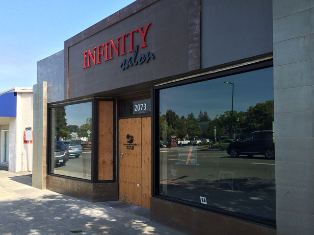Infinity salon relocating from lafayette to walnut creek for 13 salon walnut creek