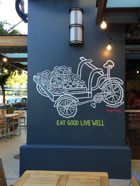 parada-walnut-creek-outside-eat-good-live-well-sign