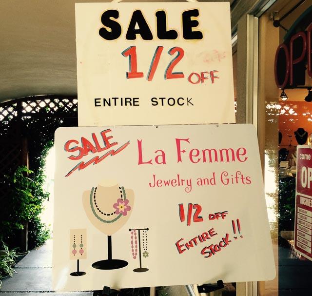 la-femme-jewelry-and-gifts-walnut-creek-closing