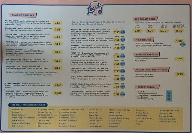 loards-ice-cream-concord-menu