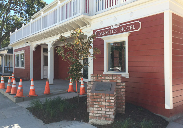 Basque Boulangerie Cafe Coming Soon To Historic Danville Hotel