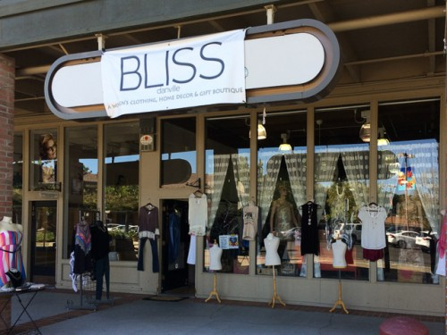 Bliss clothing store