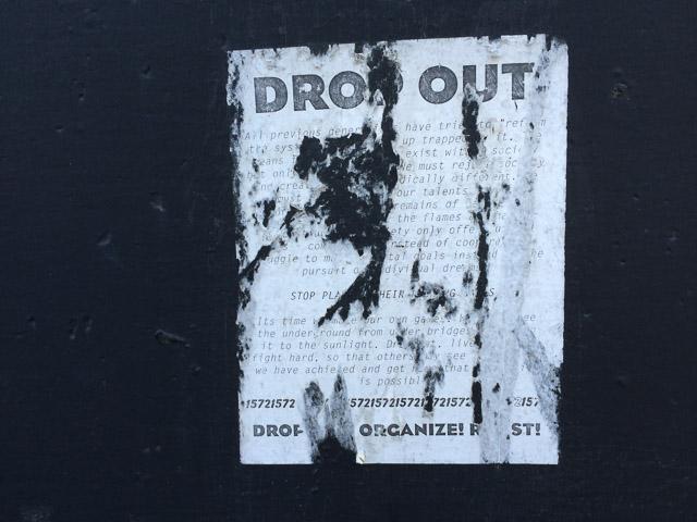 drop-out-sign-walnut-creek