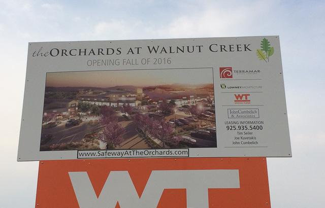 orchards-walnut-creek-signage