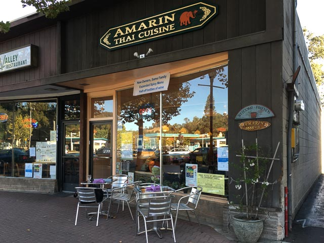 New owners for amarin thai cuisine in lafayette beyond for Amarin thai cuisine lafayette ca