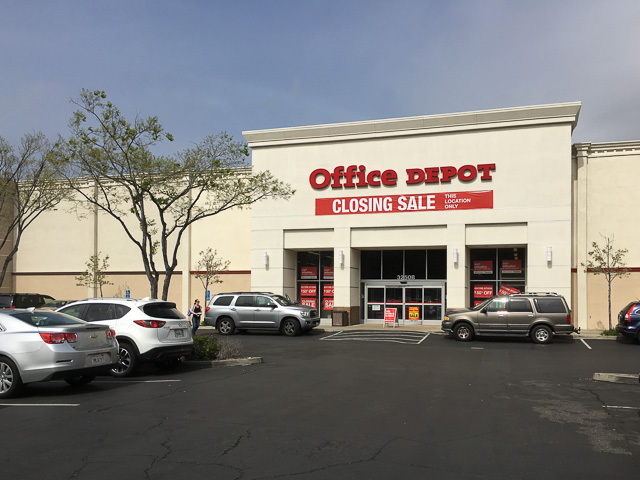 Charmant Office Depot Pleasant Hill Closing
