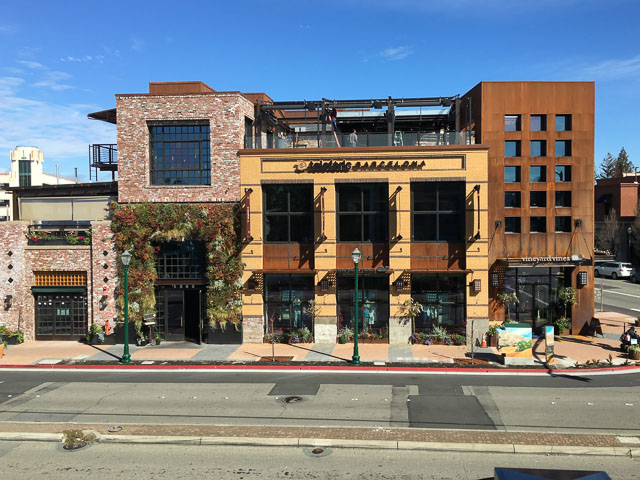 Rooftop Opening In April In Downtown Walnut Creek Beyond The Creek