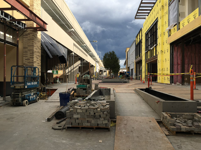 Broadway Plaza Backside Walnut Creek Dev