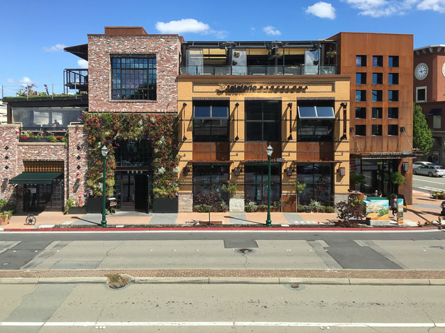 preview of rooftop opening this week in downtown walnut