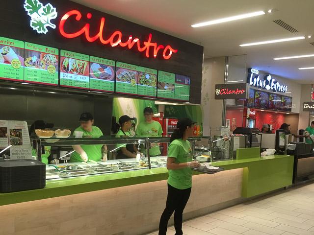 sunvalley-concord-food-court-cilantro
