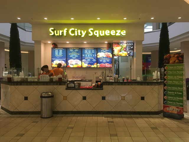 Food Court Reopens In Sunvalley Shopping Center In Concord