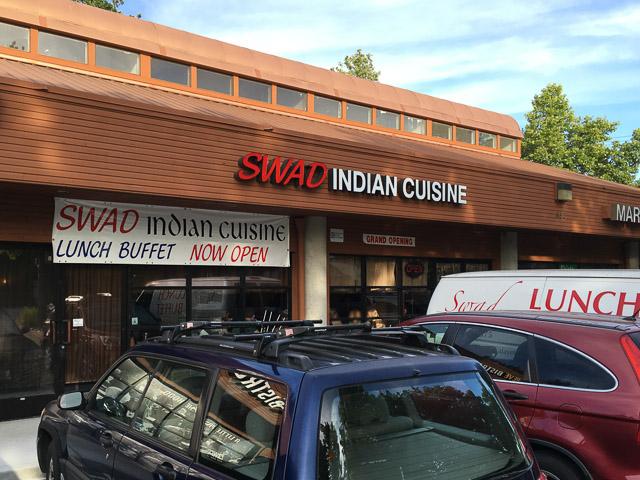swad-indian-cuisine-lafayette-outside