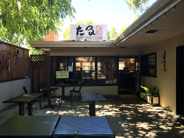 taru-japanese-sushi-danville-outside
