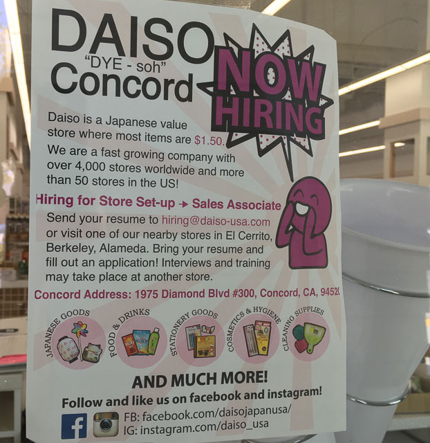 daiso-willows-concord-outside-hiring